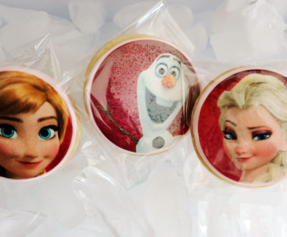 Galletas Frozen
